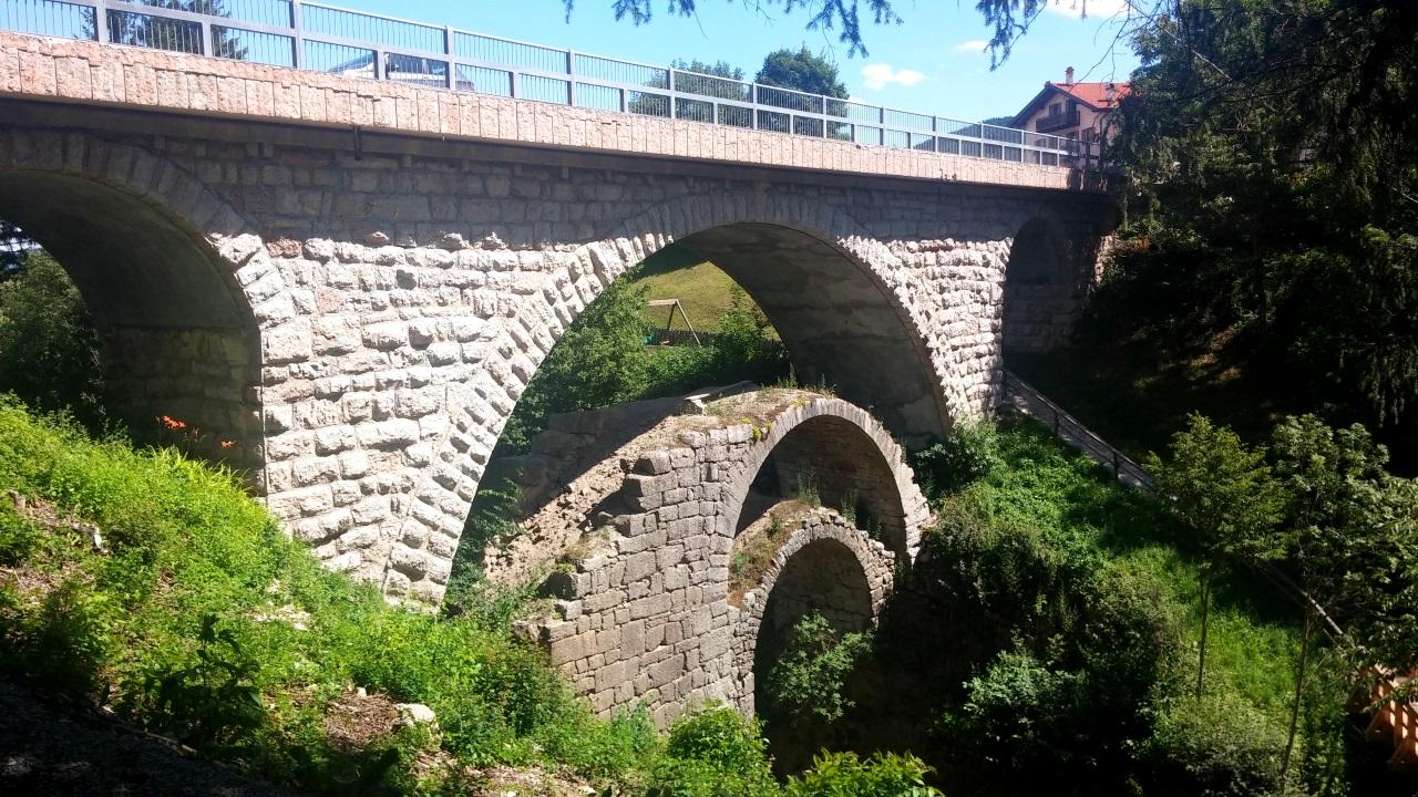 Il ponte forego cavedago vacanze paganella for Ponte sopra i disegni del garage